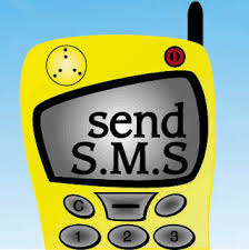 ارسال پیامک