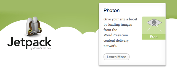 Photon-by-Jetpack