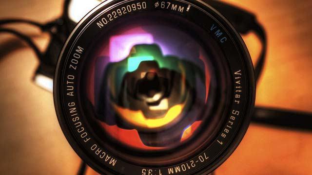 دوربین ثبت تصاویر با سرعت بالا