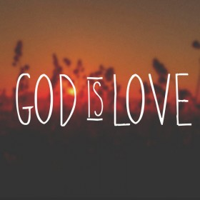 عشق خداست