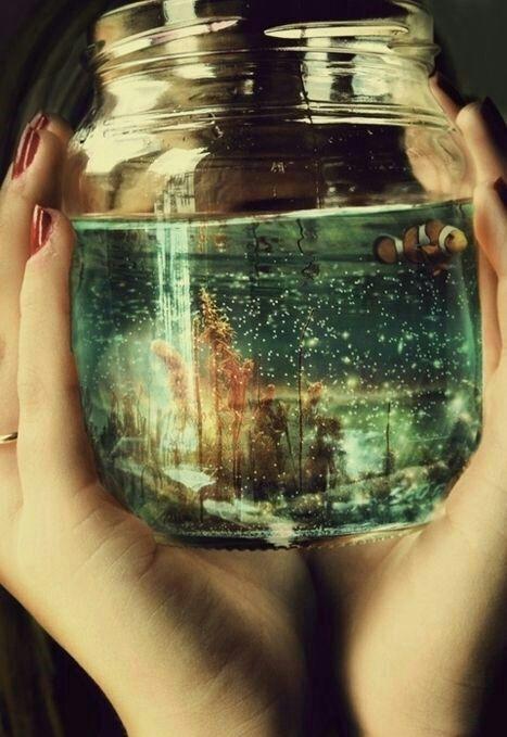 اقیانوس در دستانم