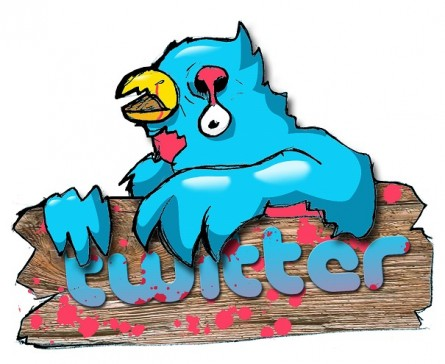 چگونه در توییتر آدم عوضی باشیم